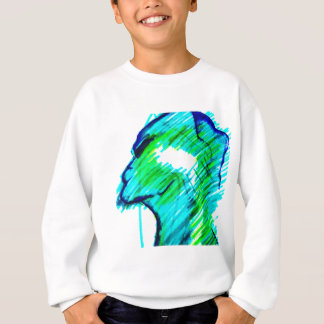 Even in a society of hate and anger you can make s sweatshirt