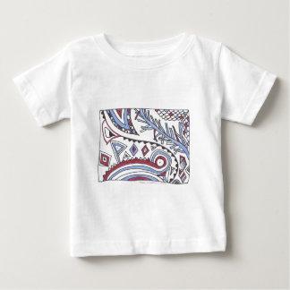 even more april doodles baby T-Shirt
