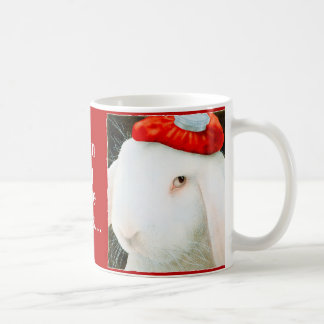 Even my hare hurts... coffee mug