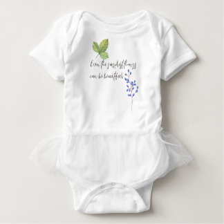 Even the simplest things. baby bodysuit