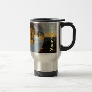 Evening at Brandenburg Gate, Berlin (P) Travel Mug