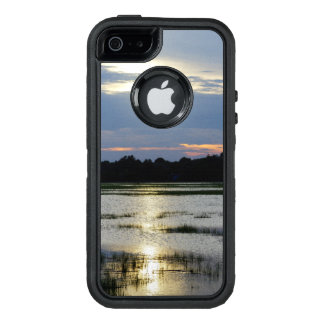 Evening At Folly River OtterBox Defender iPhone Case