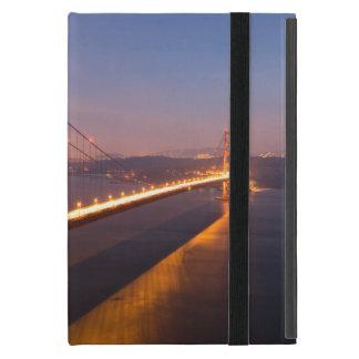 Evening at the Golden Gate Bridge Cover For iPad Mini