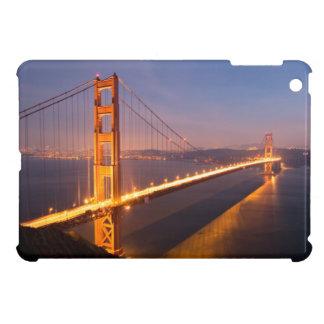 Evening at the Golden Gate Bridge iPad Mini Cases