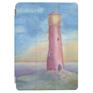 Evening at the lighthouse iPad air cover