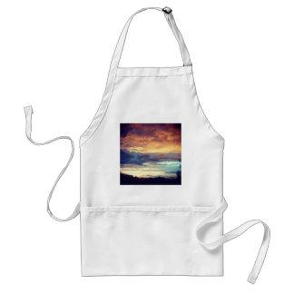 Evening bliss standard apron
