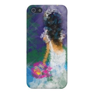 Evening Bride Iphone Case