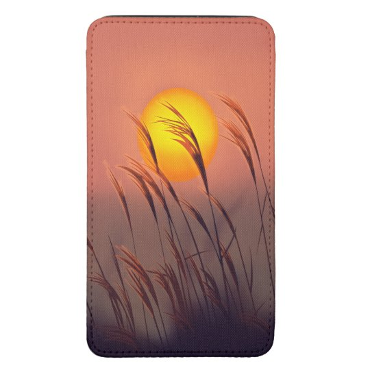 Evening By The Sun |  Samsung Galaxy S5 Pouch Case