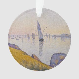 Evening Calm, Concarneau Ornament