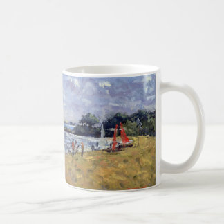 Evening Carnac Coffee Mug