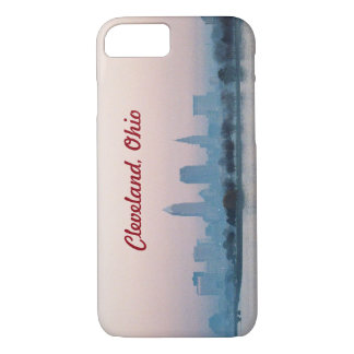 Evening Cleveland iPhone 7 Case