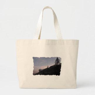 Evening Hike Jumbo Tote Bag
