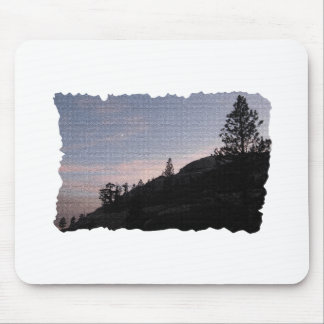 Evening Hike Mouse Pad