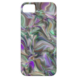 Evening in an olive grove iPhone 5 cover