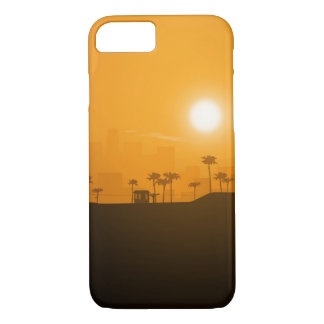 Evening in Los Angeles - Phone case (all models)