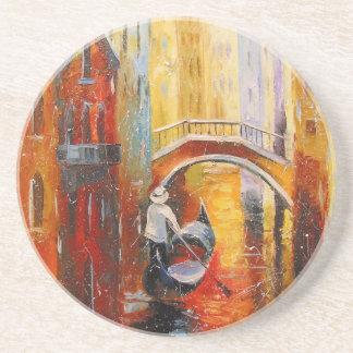Evening in Venice Coaster