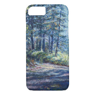 """""""Evening Light On the Trail"""" Phone Case"""