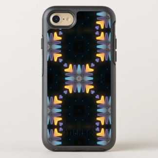 Evening Lights Phone Case Diamond Kaleidoscope