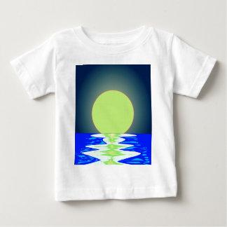Evening Ocean Reflections Baby T-Shirt