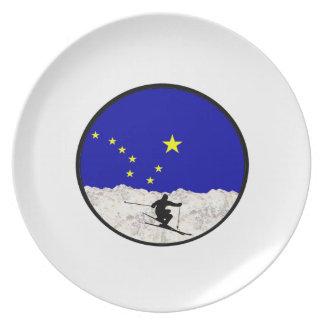 Evening Rush Plate