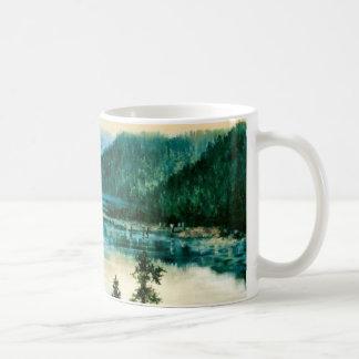 Evening Sail Coffee Mug