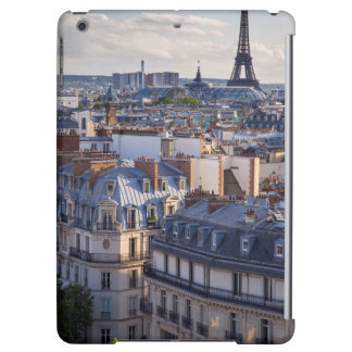Evening sunlight over the buildings of Paris Cover For iPad Air