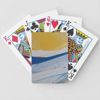 Evening Tide Bicycle Playing Cards