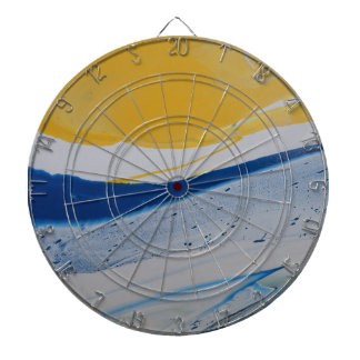 Evening Tide Dartboard