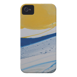 Evening tide iPhone 4 cover