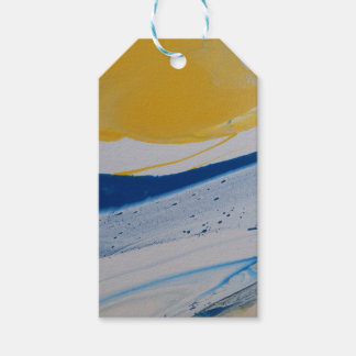 Evening Tide Pack Of Gift Tags