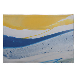 Evening tide placemat