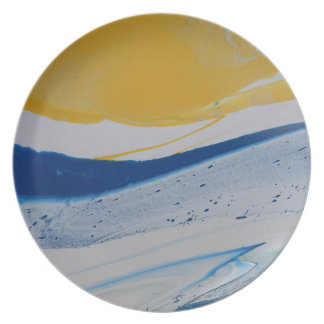 Evening Tide Plate
