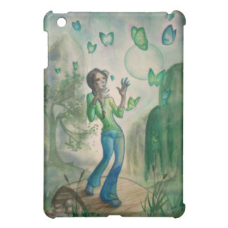 Evening With Butterflies Case For The iPad Mini