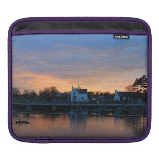 Evening Woodquay iPad Sleeve