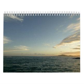 evenings of the Galapagos Calendar