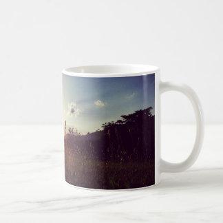 Evening's View Mug