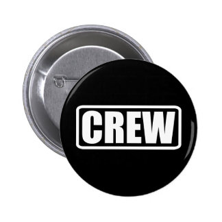 Event Crew 2 Inch Round Button