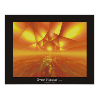 Event Horizon   Ver. 2 Poster