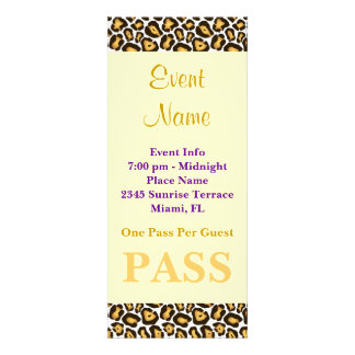 Event or party invitation