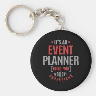 Event Planner Keychain