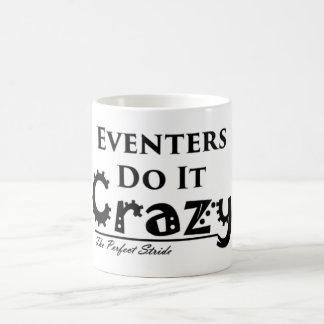 Eventers Do It Crazy Mug