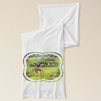Eventing Horse Scarf