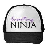 Eventing Ninja Mesh Hat