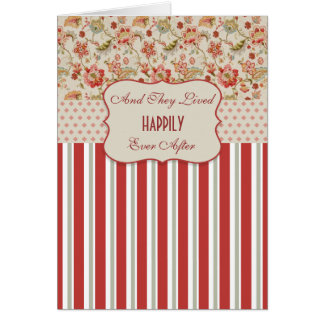 Ever After 65th Anniversary Greeting Card