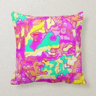 Ever Again Throw Pillows