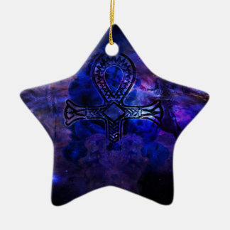 Ever Eternal Ceramic Star Ornament