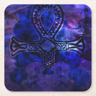 Ever Eternal Square Paper Coaster