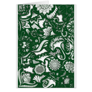 Ever Green Notecard Note Card