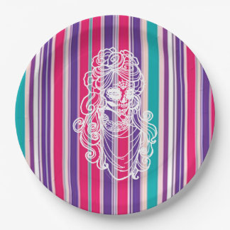Ever Present HHM Party Paper Plates