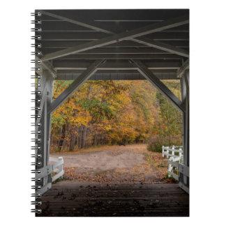 Everatt Road Covered Bridge Notebooks